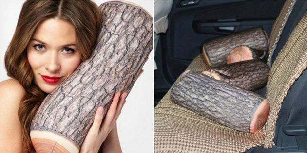 Подушка-полено