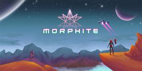 Morphite — атмосферная приключенческая игра в жанре научной фантастики