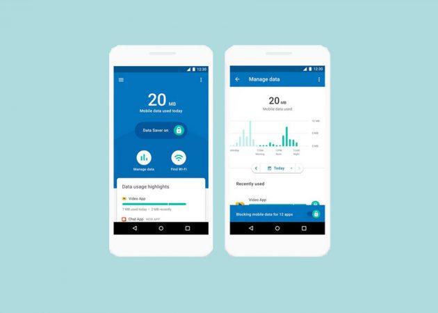 Datally от Google: экономия мобильного трафика и поиск Wi-Fi поблизости