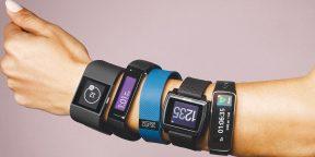 Fitness Tracker Database — сайт для выбора лучшего спортивного трекера