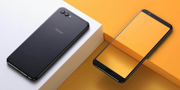 Huawei представила доступный флагман Honor View 10 и «середнячок» Honor 7X
