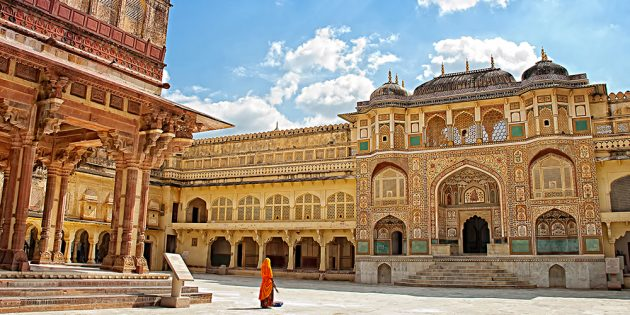 Куда поехать в январе: Джайпур, Индия