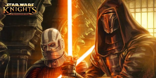игры по Star Wars: Star Wars: Knights of the Old Republic