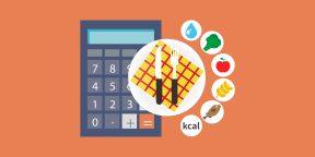 Как рассчитать калорийность сложного блюда