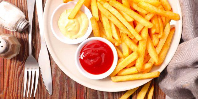 Как сделать идеальную картошку фри