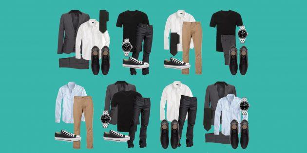 Как создать идеальный капсульный гардероб