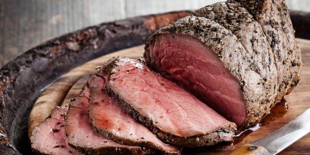 Как приготовить сочное мясо в духовке: 7 идеальных рецептов