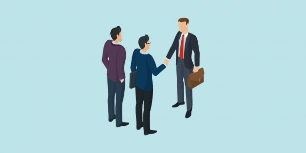 Как заводить деловые знакомства, если вы не любите нетворкинг