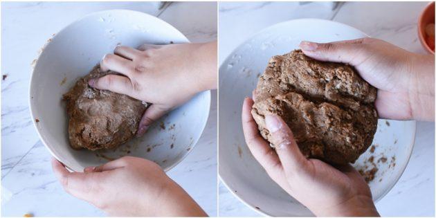 Как приготовить тесто для пряничного домика