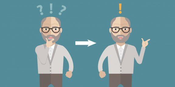 Подкаст Лайфхакера: 6 способов сохранить здравый рассудок в преклонном возрасте