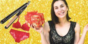Что подарить девушке на Новый год или день рождения