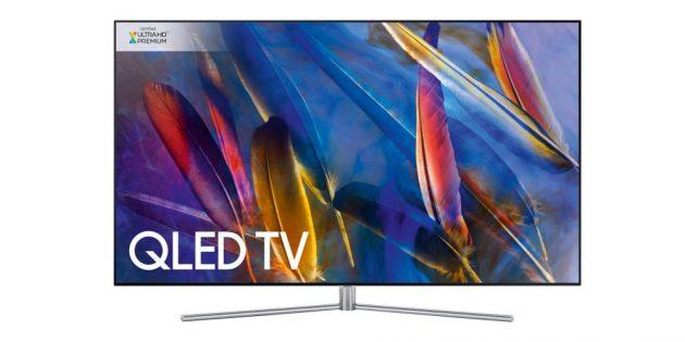 SQLED-телевизор с Ultra HD 4K