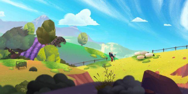 Old Man's Journey — нравоучительная история о жизненных ценностях