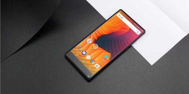 Обзор Vernee MIX 2 — недорогого смартфона с премиальным экраном