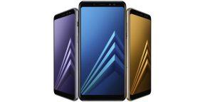 Samsung представила Galaxy A8 и A8+ с безрамочными экранами и тремя камерами