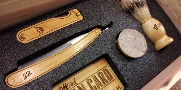 Аксессуары для бритья