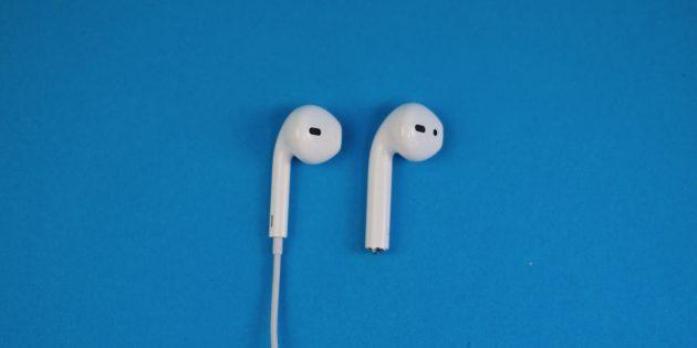 AirPods и EarPods