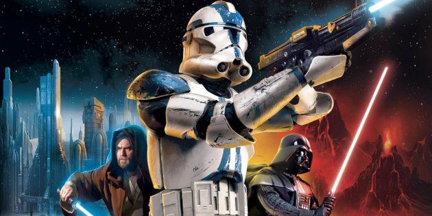 игры по Star Wars: Star Wars: Battlefront II