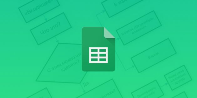 Как превратить «Google Таблицы» в идеальную GTD-систему