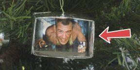 Брюс Уиллис на вашей новогодней ёлке