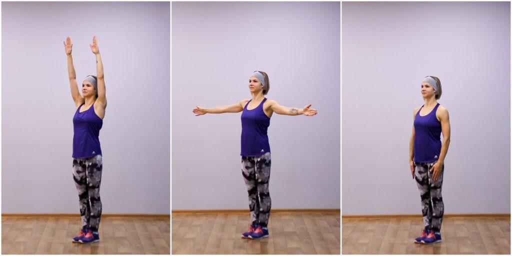 12 простых упражнений на каждый день