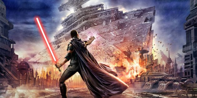 игры по Star Wars: Star Wars: The Force Unleashed