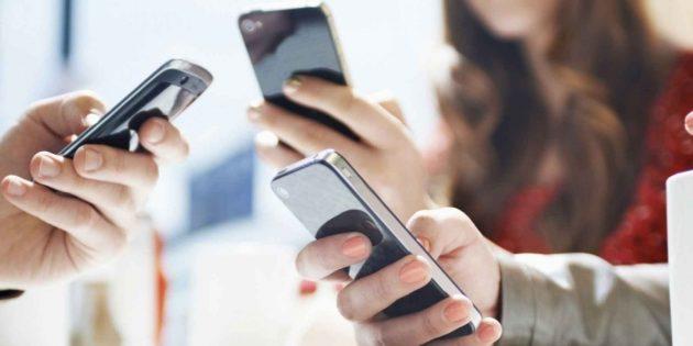 снимать на смартфон: телефон всегда рядом