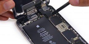 Замена аккумулятора может заметно ускорить старые iPhone