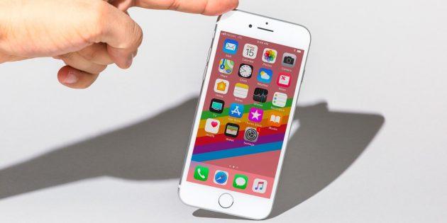 плюсы iPhone