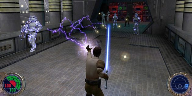 игры по Star Wars: Star Wars: Jedi Knight II: Jedi Outcast