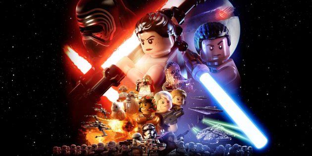 игры по Star Wars: Серия игр LEGO Star Wars