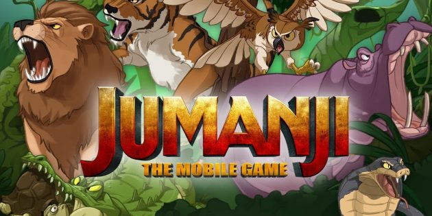 Jumanji: The Mobile Game — «Монополия» в джунглях