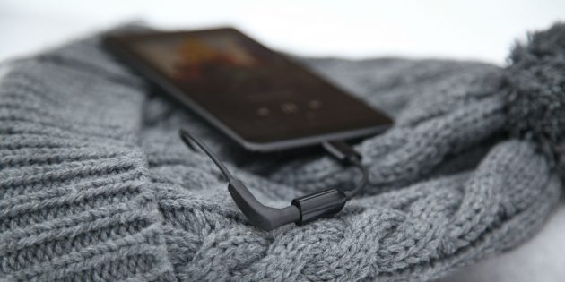 Xiaomi Mi MIX 2: разъём для наушников