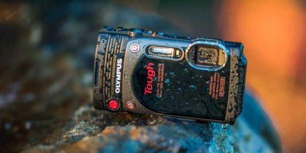 Цифровая фотокамера