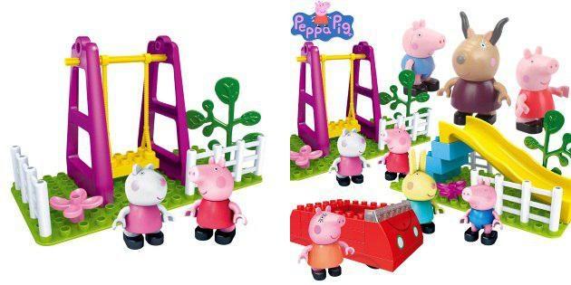 Детская площадка со свинкой Пеппой