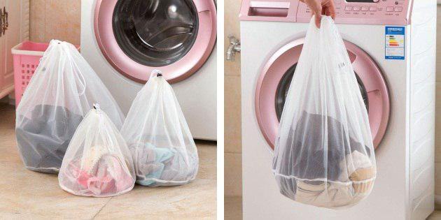 Мешки для стиральной машины
