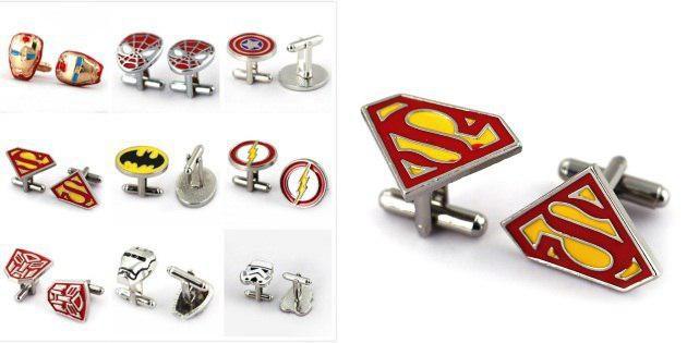 Супергеройские запонки