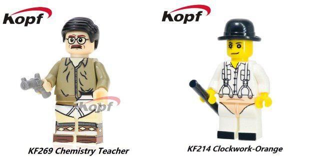 Фигурки LEGO