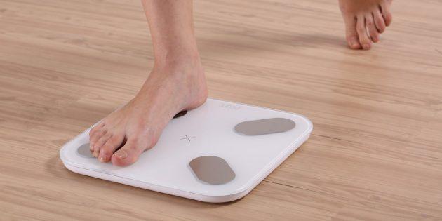 Умные весы Picooc