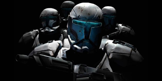 игры по Star Wars: Star Wars: Republic Commando