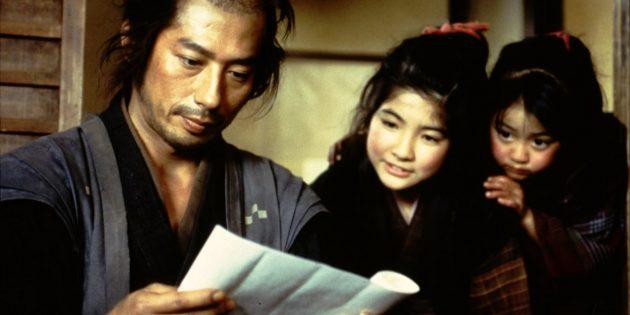 Лучшие японские фильмы: Сумрачный самурай
