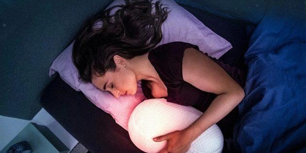 Штука дня: Somnox — робот-подушка для улучшения сна