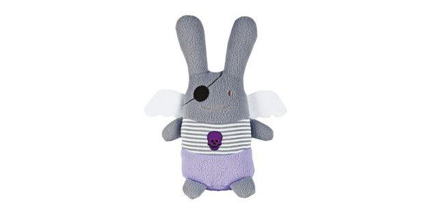 Мягкая игрушка «Зайка с крылышками»