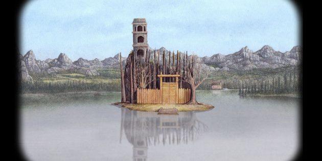 Rusty Lake Paradise: остров