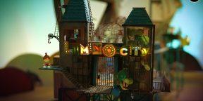 Lumino City — красочная головоломка с созданными вручную декорациями