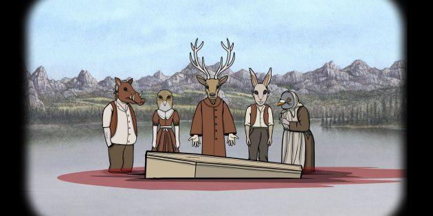 Rusty Lake Paradise: персонажи