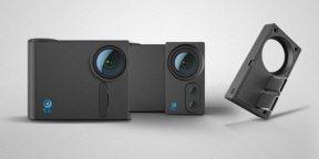 Штука дня: Laibox — модульная экшен-камера со сменными объективами