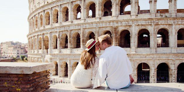 путешествие по Италии: экскурсии
