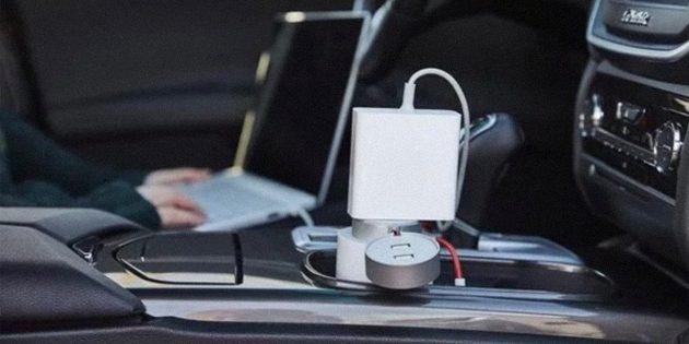 Штука дня: Mi Car Inverter — автомобильный инвертор на 220 В от Xiaomi