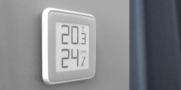 Штука дня: Digital Thermometer Hygrometer